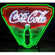 Coca-Cola Ice Cold Neon Sign