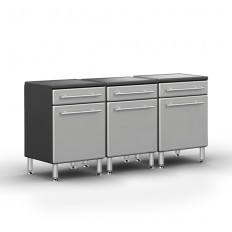 Ulti-MATE Garage PRO 1-Drawer | 1-Door Base Cabinet Package