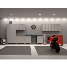 Ulti-MATE Garage PRO 9-Piece Deluxe Cabinet Kit 2