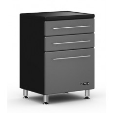 Ulti-MATE Garage 3-Drawer Base Cabinet