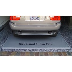 Park Smart Heavy Duty 50 mil Clean Park Garage Mat