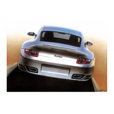 997 Turbo Art Print by St̩éphane Dufour
