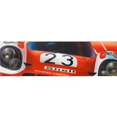 Le Mans '70 Art Print by St̩éphane Dufour