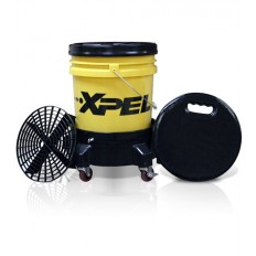 XPEL 5 Gallon Wash Bucket & Installation Stool