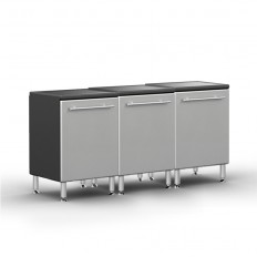 Ulti-MATE Garage PRO 1-Door Base Cabinet Package