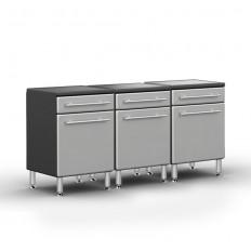 Ulti-MATE Garage PRO 1-Drawer | 1-Door Base Cabinet Package