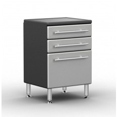Ulti-MATE Garage PRO 3-Drawer Base Cabinet