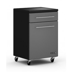 Ulti-MATE Garage 1-Drawer | 1-Door Rolling Base Cabinet