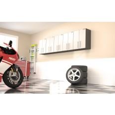 Ulti-MATE Garage PRO 5-Piece Wall Cabinet Kit