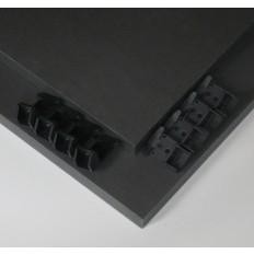 "Ulti-MATE Garage PRO 2-Piece Shelf Kit 24"" Wide"