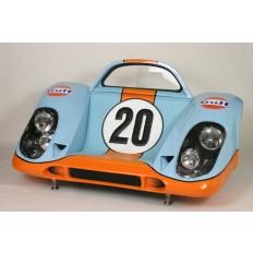 The Porsche 917 Sofa